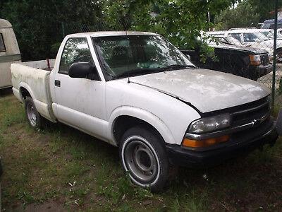 1995-2003 Chevrolet S10  Pickup Fahrerkabine GEBRAUCHTTEIL original GM ! gebraucht kaufen  Badekow