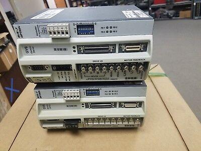 Parker Compumotor Gv6-u3e-dn Gemini Servo Drive 120240v 5060hz 0.9kw