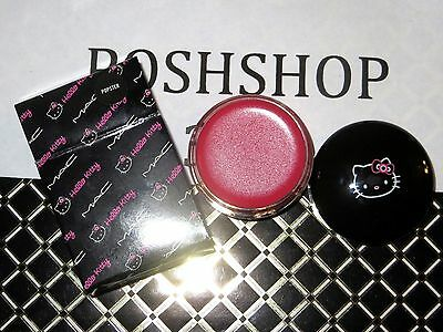 Mac  Hello Kitty  Popster  Spf 15 Tinted Lip Conditioner Quick Shipping