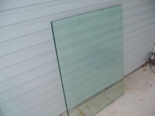 "Ballistic Bullet Proof Glass Teller Window  33""W x 42""H x 1""T Bulletproof Glass"