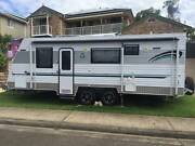 Leader Gold 2016 - Family triple bunk caravan Alfords Point Sutherland Area Preview