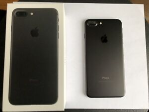 Unlocked mint condition iPhone 7 Plus 32gb used prinstine