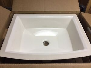 2 kohler under mount bathroom sinks