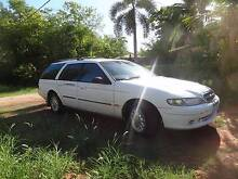 1998 Ford Fairmont Wagon Broome 6725 Broome City Preview