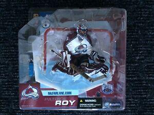 McFarlane NHL Patrick Roy Colorado Avalanche