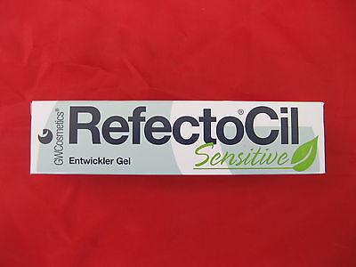 Augenbrauenfarbe Wimpernfarbe RefectoCil Sensitive Entwickler Gel €17,50/100ml
