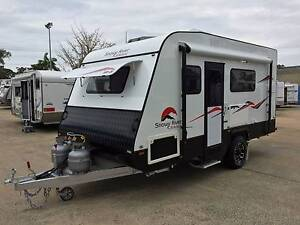 2016 15' SNOWY RIVER SR-15 FULL SHOWER TOILET OFF-ROAD CARAVAN Clontarf Redcliffe Area Preview