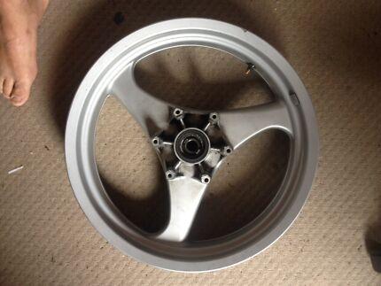 BMW R850r Alloy Wheel set