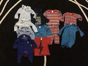 Cheap Baby boy bonds bundle size 000 Park Ridge Logan Area Preview