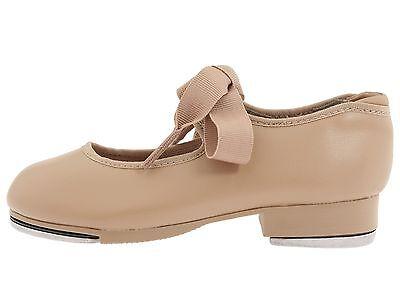 03fbcc2a5eb Capezio Tap Shoes Caramel Size 11 1 2 M Measure 7 1 8 inches