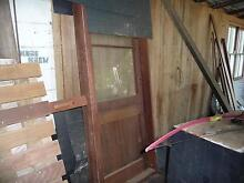 BRAND NEW BARN STYLE DOOR SOLID HARD WOOD Bellbowrie Brisbane North West Preview