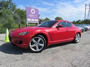 2005 Mazda RX8 RT NOT BRANDED HARD TO FIND LOW MILEAGE GOOD COND