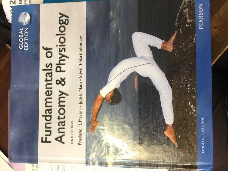 Ungewöhnlich Fundamentals Of Anatomy And Physiology Global Edition ...