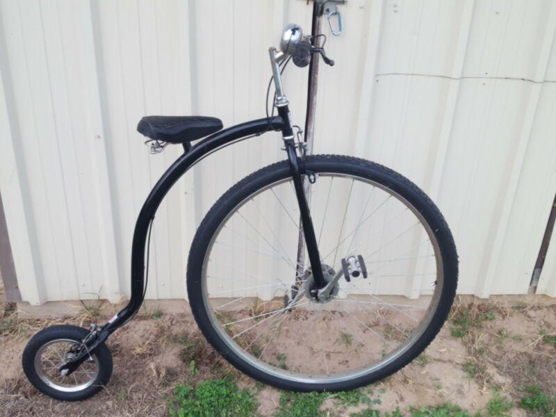 "36"" Coker Wheelman Gentlemans Bicycle Pennyfarthing Type Bike"