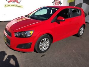 2016 Chevrolet Sonic LT, ,Automatic, Bluetooth, Power Group,