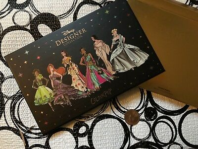 (Colourpop IT'S A PRINCESS THING Disney Designer Collection SHADOW PALETTE * BOX!)