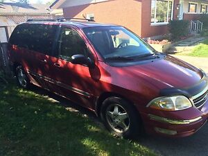 FULLEY LOADED FORD WINDSTAR