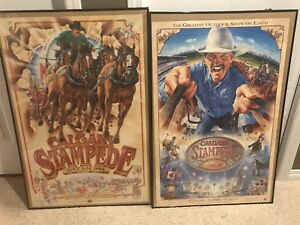 Calgary Stampede Posters Buy Amp Sell Items From Clothing
