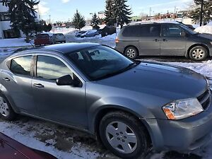 Dodge Avenger 2.4l low KMs