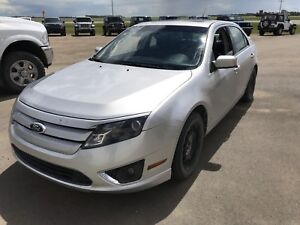 *** Reduced *** 2012 Ford Fusion SEL AWD