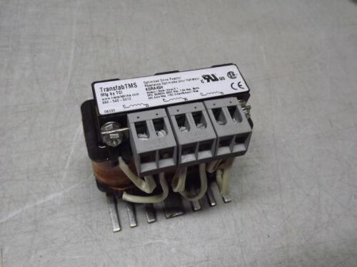TCI Transfab KDRA45H KDR Series Drive Line Reactors 3Ph, 5HP, 6.1A/600V High Z
