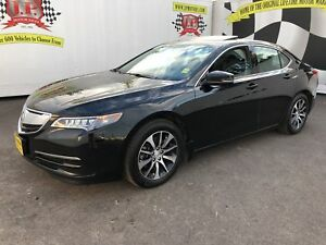 2017 Acura TLX Automatic, Leather, Sunroof, 53, 000km