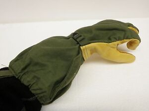 U-S-MILITARY-COLD-WEATHER-TRIGGER-FINGER-MITTENS-W-LINER-Size-LARGE