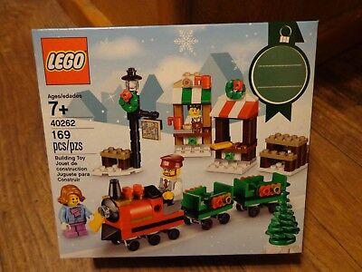 LEGO--CHRISTMAS TRAIN RIDE SET (NEW) 40262
