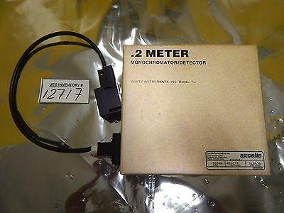 Verity 1000805 Monochromator Detector Ep200mmd Axcelis 485211 Fusion Es3 Used