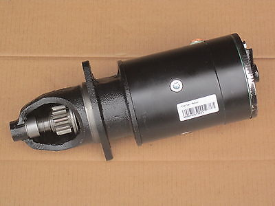 Starter For Ih International 100 130 140 Farmall 200 230 A A-1 Av Av-1 B Bn C