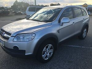 2009 Holden Captiva SX 7 Seater Automatic AWD Wagon *$51 per week Maddington Gosnells Area Preview