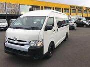 2014 Toyota Hiace Van Taxi Diesel Auto Sunshine Brimbank Area Preview