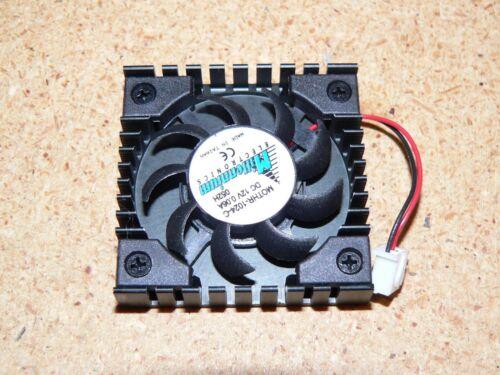 Millenium Electronics MOTHR-1024-C 12VDC 0.06A 45x45x10mm Chipset Fan Heatsink