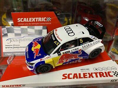 SCALEXTRIC U10329S300 Audi S1 WRX 'Ekstrom' ENVIO GRATIS!!!!