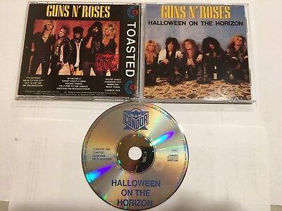 izon by Guns N' Roses (CD, 1989, Condor, Toasted) (Guns N Roses Halloween)