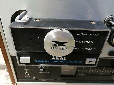 Riemen-Set für AKAI X-200D X-201D X-1810 Tonband Reel Tape Recorder Belt-Kit