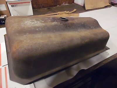 1954 Ford Naa Farm Tractor Gas Tank Fairly Clean Inside