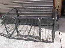 Rectangular Pet Playpen -125 x 80 x 70cm- CAN DEL (FOR A FEE) Kingston Logan Area Preview