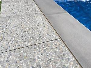 Pool Coping and Pavers 50% off, Architectural Concrete Wingfield Port Adelaide Area Preview