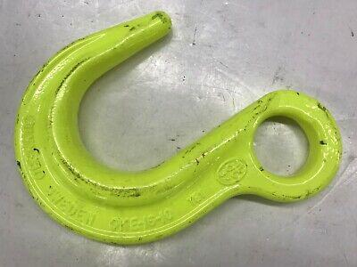Gunnebo 58 Oke-16-10 Grade 100 Eye Foundry Hook-22600lbs Wll-z100898