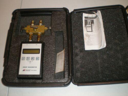 Meriam Instrument 350R-DN0200-01401201 Smart Manometer 350 Series Free Shipping!