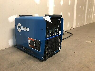 Miller Maxstar 300 Dx Multi-process Welder With High Freq And Pulseships Free