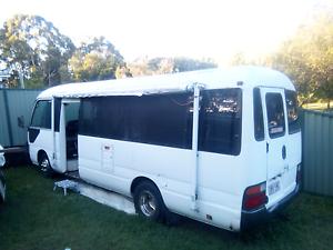 Toyota coaster motorhome $13800 ono Arundel Gold Coast City Preview