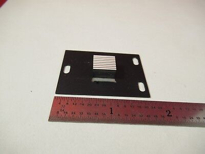 Optical Grating Mirror Optics As Pictured 92-a-17