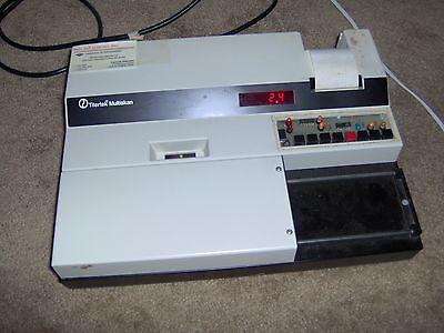 Titertek Multiskan 310 C 310c Microplate Reader Tested To Power On