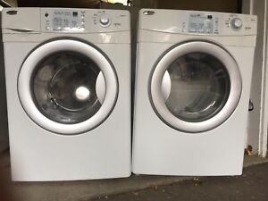 Perfect working Washer DRyer SET can DELIVER