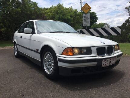 BMW 318is E36 Automatic Coupe 140,000km