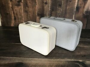 Antique vintage luggage suitcase