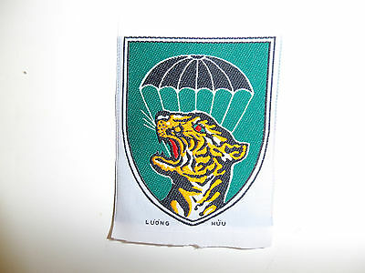 0537 Rvn Vietnam Mobile Strike Force Command Sf Special Forces Woven Patch Ir9e