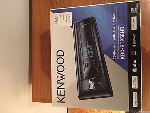 *BRAND NEW* never used car deck + speakers